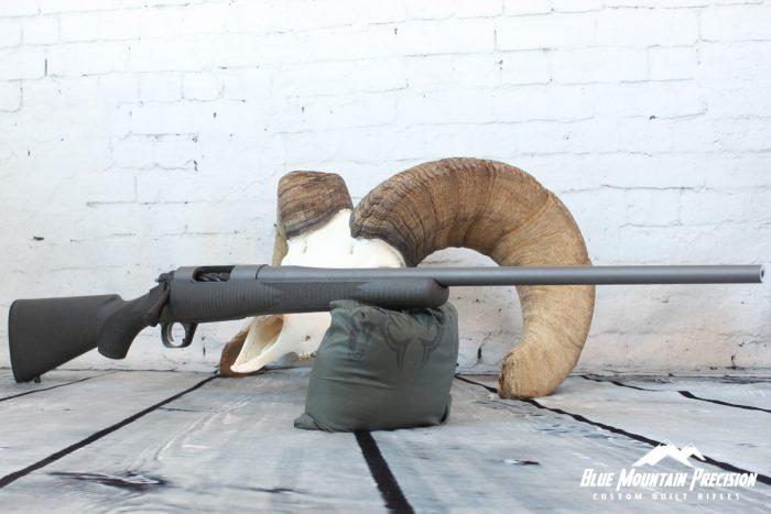 light weight sheep rifle