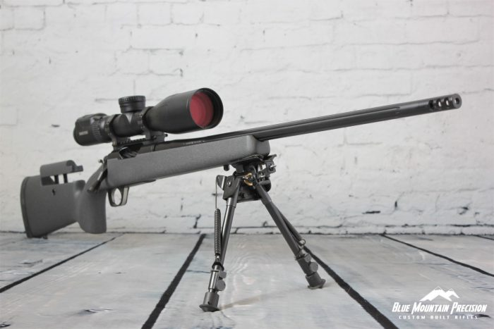 Steel Hunter rifle