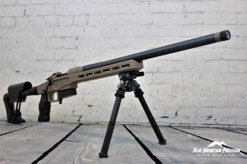Magnesium Hunter Rifle