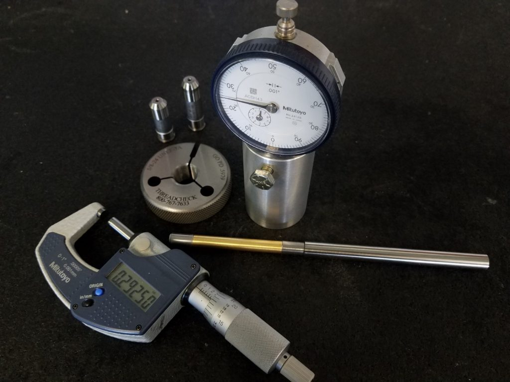 Go Gauges and Measuring Tools